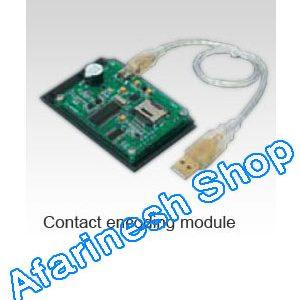 Contactless Encoding Moduleپرینتر کارت CS200 آفرینش شاپ