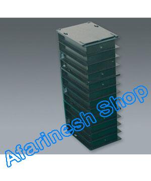 High Capacity Input Hopperپرینتر کارت CS2500 آفرینش شاپ