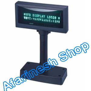 نمایشگر ZQ-VFD2500 Afarinesh shop