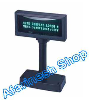 نمایشگر ZQ-VFD2500 Afarinesh shop
