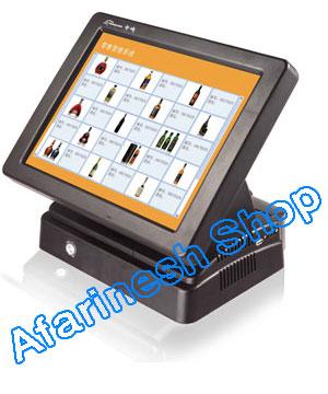 صندوق فروشگاهی تاچ پوز Zonerich 9100 D afarinesh shop