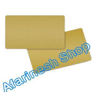 كارت RFID طلايي آفرینش شاپ