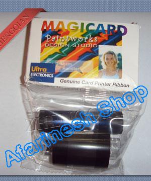 ریبون مشکی MAGICARD-MA1000 black