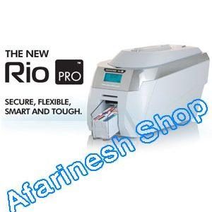 پرینتر چاپ کارت MAGICARD-Rio Pro Secure آفرینش شاپ